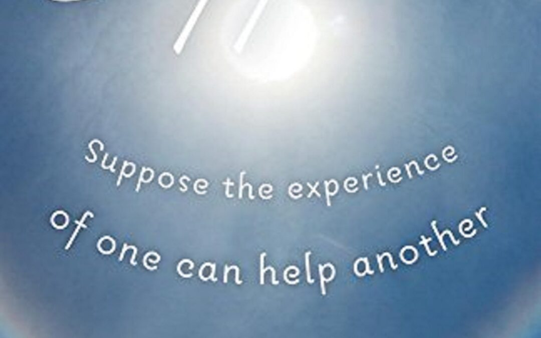 "Author Christine J Logan shares inserts from her Self-help book, ""Suppose."""
